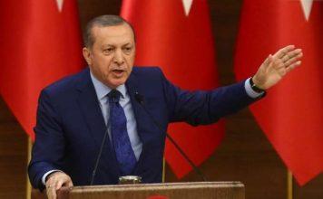 Ο Ερντογάν απέρριψε το τελεσίγραφο Τραμπ για Μπράνσον - «Εδώ δεν είναι μπανανία, είναι η Τουρκία!»