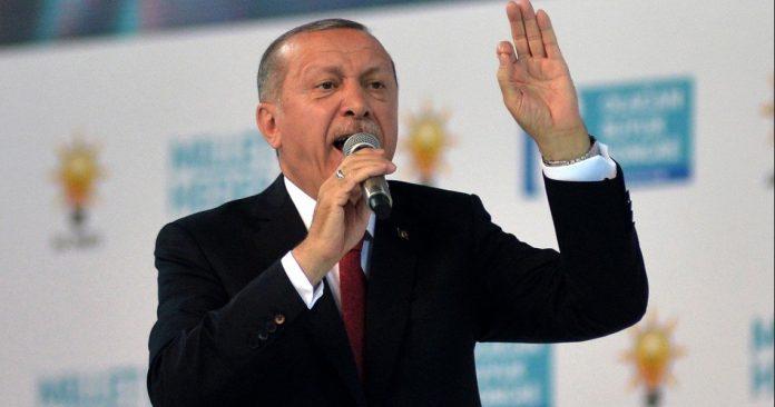 «Πυρά» Ερντογάν κατά Ελλάδας και Κύπρου: «Πάμε σαν το 1922»