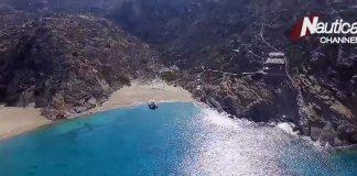 Οι εξωτικές παραλίες της Ίου εντυπωσίασαν το Nautical Channel