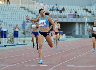Ασημένιο μετάλλιο η Μπελιμπασάκη με νέο Πανελλήνιο ρεκόρ