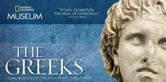 NATIONAL GEOGRAPHIC - ALEXANDER THE GREAT IS GREEK